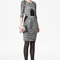 City Space Jersey Dress - Dresses - French Connection Usa