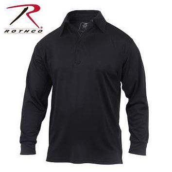 Long Sleeve Tactical Performance Polo