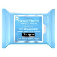 Neutrogena® Makeup Remover Cleansing Towelettes Refill Pack - 25ct