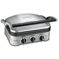 Cuisinart Griddler Countertop Grill GR-4N at The Home Depot - Mobile