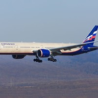 Aeroflot receives new Boeing B777 | Aviation