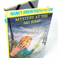 Ereader Cover for Kindle Nook Kobo Nancy Drew Book by retrograndma