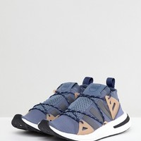 adidas Originals Arkyn Sneakers In Blue at asos.com