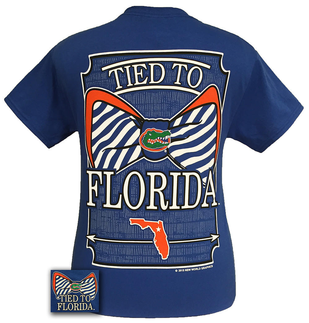 New Tied To Florida Gators Big Prep Bow From Simply Cute Tees