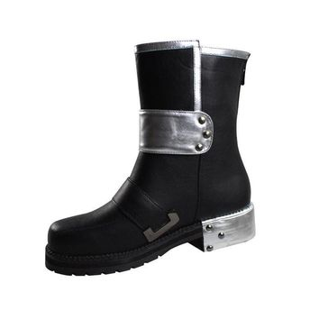 High-quality Sword Art Online Kirito Cosplay Boots Shoes  Customized