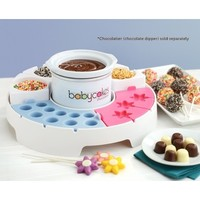 BabyCakes Cake Pop & Pie Pop Decorating Station - Also use for candy and cupcakes!