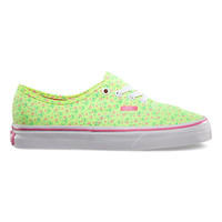 Ditsy Floral Authentic | Shop Womens New Summer Prints at Vans