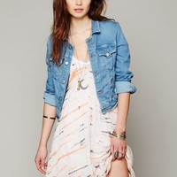 Free People Along The Way Denim Jacket