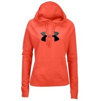 Under Armour Pretty Gritty Big Logo Hoodie - Women's