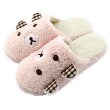 Cozy Bear Slippers