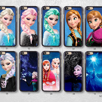 Frozen Protective Phone Case For iPhone 7 7 Plus case, 056