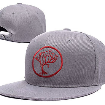 XINMEN Divergent Amity The Peaceful Logo Adjustable Snapback Caps Embroidery Hats - Grey