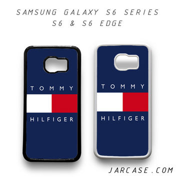 tommy hilfiger Phone case for samsung galaxy S6 & S6 EDGE