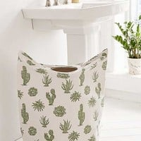 Cactus Standing Laundry Bag Hamper | Urban Outfitters