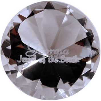georgia paperweight diamond jewel of south Case of 48