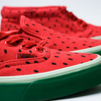 shoes «  What About Watermelon?