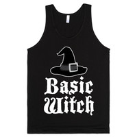 Basic Witch (white)