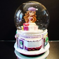 eBlueJay: Enesco Bratz Snow Globe Christmas Shopping