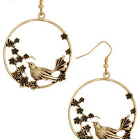 Natural Utopia Earrings | Mod Retro Vintage Earrings | ModCloth.com