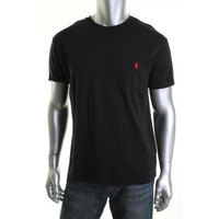Polo Ralph Lauren Mens Cotton Logo T-Shirt