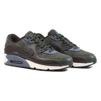 AUGUAU NIKE Air Max 90 PRM - Sequoia Velvet Brown