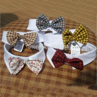 Cats And Dog Bow Tie