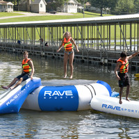 Rave Sports Splash Zone Plus Water Bouncers