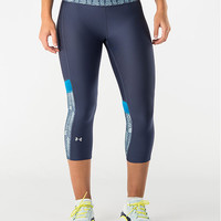 Women's Under Armour HeatGear Alpha Novelty Capris