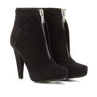 Suede Ankle Boots ✽ Proenza Schouler * mytheresa