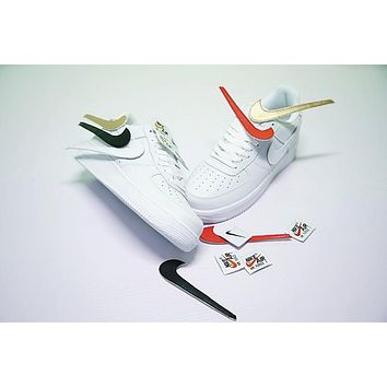 Nike Air Force 1 Sneaker ¡°Triple White¡± 312532-116