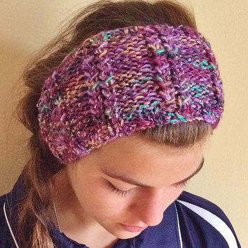 Knit Headband for Women/Ladies Knit Headband/Girl's headband/Fall headband