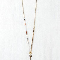 Free People  Clothing Boutique > Charmed Lariot Pendant