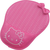 1PC Hello Kitty Alfombrilla Raton Mouse Pad Gaming Silicon Wrist Rest Keyboard Pad Laptop Computer Mouse Pad Pink Red Available