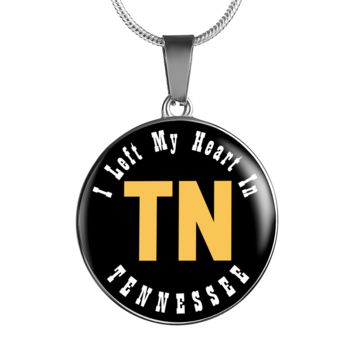 Heart In Tennessee - Luxury Necklace