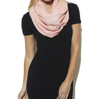 Shine Raw Edge Scarf | Shop Accessories at Wet Seal