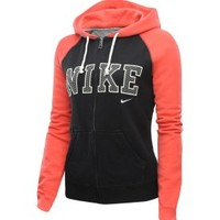 Nike Women's Cotton Fleece Full Zip Hoodie - Dick's Sporting Goods
