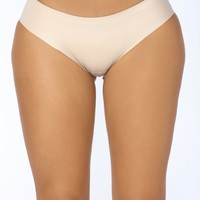 Everyday Shapewear Panty - Nude