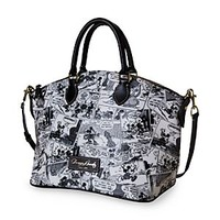 Mickey Mouse Comics Satchel by Dooney & Bourke | Disney Store