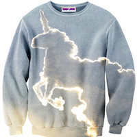 CLOUDY UNICORN SWEATER