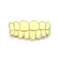 Gold Fronts Pin (Limited Edition)