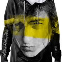 Bob Dylan created by Maioriz | Print All Over Me