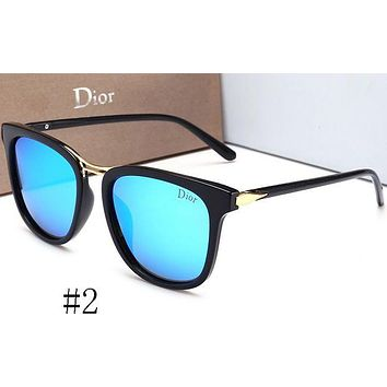 Dior 2018 Fashionable Polarized Sunglasses for Men and Women F-HWYMSH-YJ #2