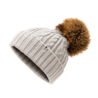 The North Face - Fur Pom Beanie