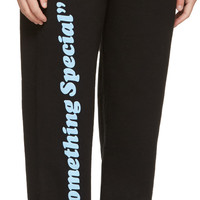 Black 'Something Special' Lounge Pants