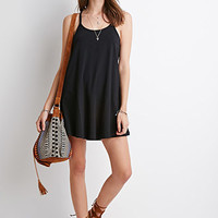 Y-Back Cami Dress