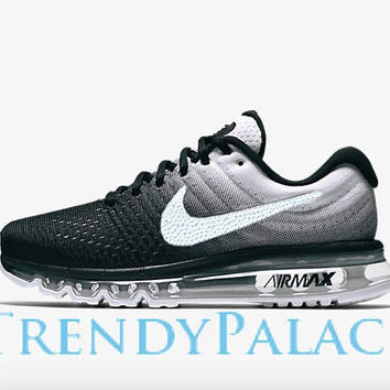 Nike Air Max 2017 Bling Nike Shoes Custom Nike Shoes Bedazzled Nike  Swarvorski Nike Nike Air 7011699a4