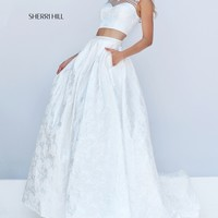 Sherri Hill 50197 prom dress