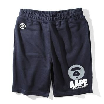Aape Fashion Casual Sport Shorts-8