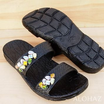 black jane diva jandals® - pali hawaii sandals