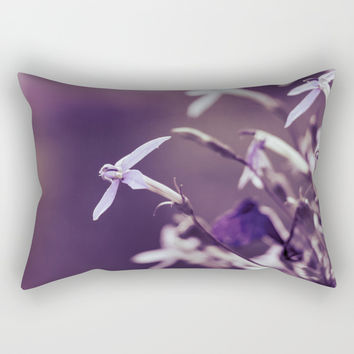 I See You Rectangular Pillow by Faded  Photos